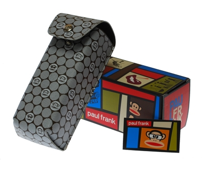 Case for Paul Frank Rx 59 The Path of Least Resistance Eyeglasses