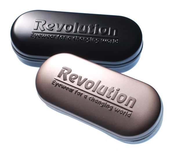 Case for Revolution w/Magnetic Clip Ons Denton w/Magnetic Clip-on Eyeglasses