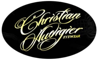 Christian Audigier Glasses
