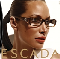 Escada Womens Eyeglasses