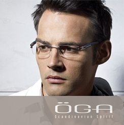 OGA Mens Eyeglasses