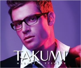 Takumi MENS Eyeglasses