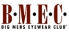 57mm Eyesize B.M.E.C. Big Mens Eyeglasses