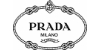 Black 140mm Temples Prada Sunglasses