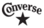 Converse Black Canvas
